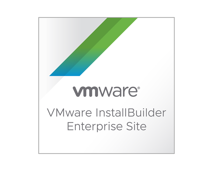 VMware InstallBuilder Enterprise Site