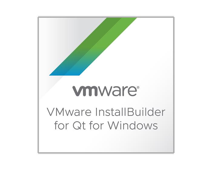 VMware InstallBuilder for Qt for Windows