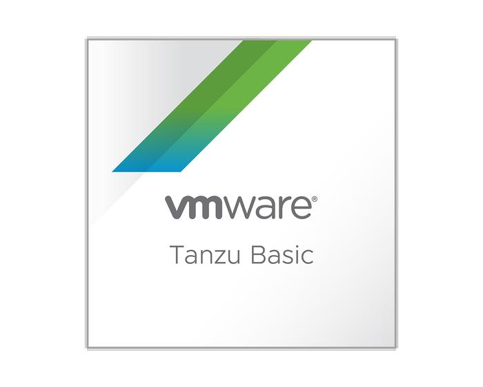 VMware Tanzu Basic – pro CPU