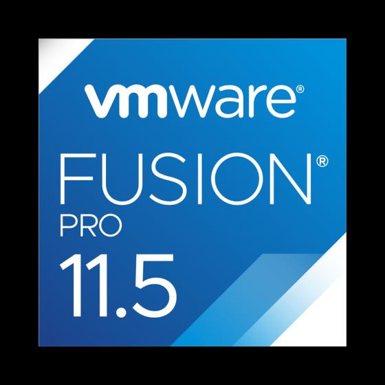 VMware Fusion11.5 Pro
