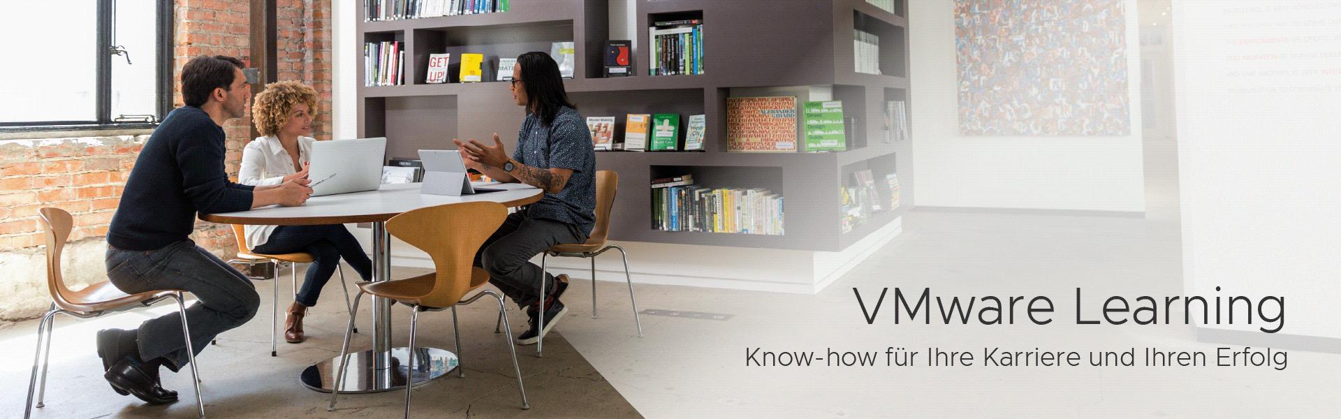 VMware Learning. Erweitern Sie Ihre Kompetenzen